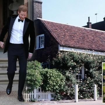 Хари и Меган в лабиринта на кралските имоти