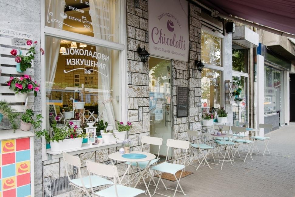 Шоколадови истории между Париж и София