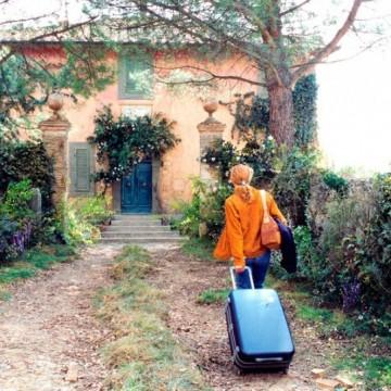 """Вече можете да наемете вилата от """"Под небето на Тоскана"""""""