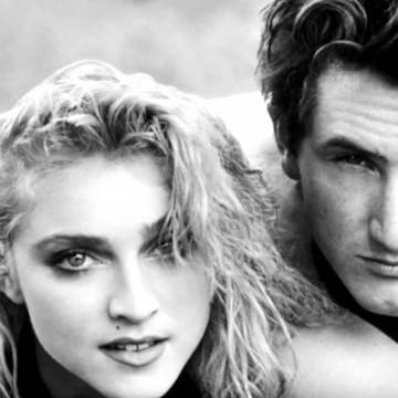Мадона & Шон Пен – разказана любов