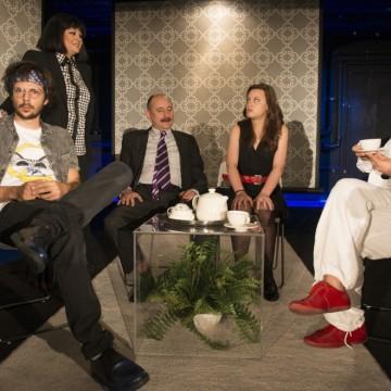 """Премиерата на """"Семеен съвет"""" в Театър 199"""