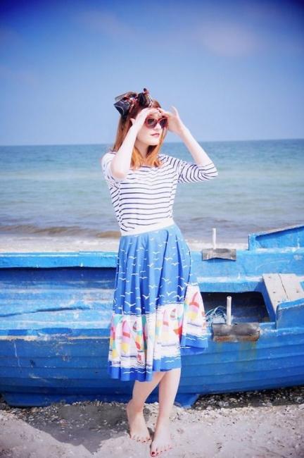 32 стайлинг идеи как да поставим моряшкия шик на хоризонта на лятото