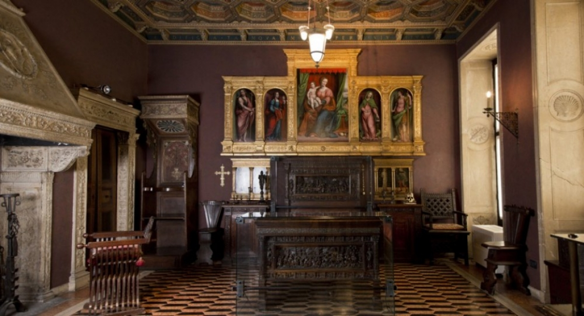 Къщите музеи на Милано