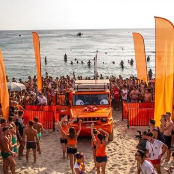 Да грабнем Оранжевата вълна утре на Cacao Beach в Слънчев бряг!