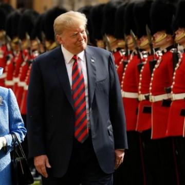 Елизабет II и американските президенти:  от Труман до Тръмп