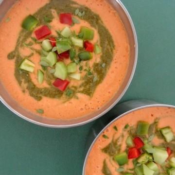 Вкусно по природа: Супа гаспачо