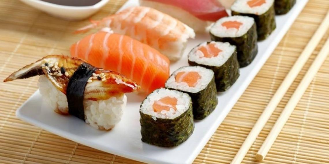 3 места в София с хубаво суши