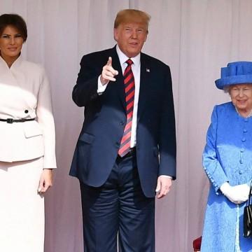 Убий глупака с брошка или как Елизабет II изпращаше скрити послания по време на посещението на Тръмп