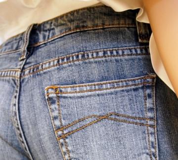 Как да изберем джинси според фигурата си?