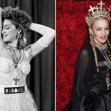 Мадона на 60: 25 fashion moments