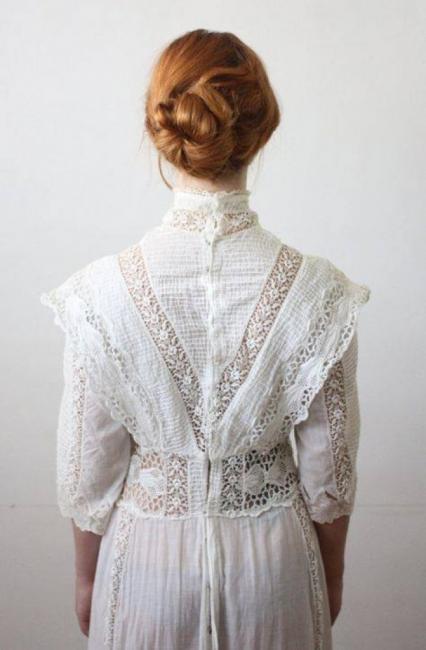 """Руските винтидж рокли за чай или """"чайные платья"""""""