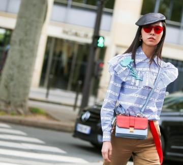 Облечени като парижанки: 22 стайлинг идеи