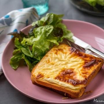 Вкусът на Франция: Крок Мосю и Мадам
