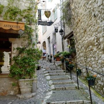 Сейнт Пол дьо Ванс: още една причина да се влюбите във Франция