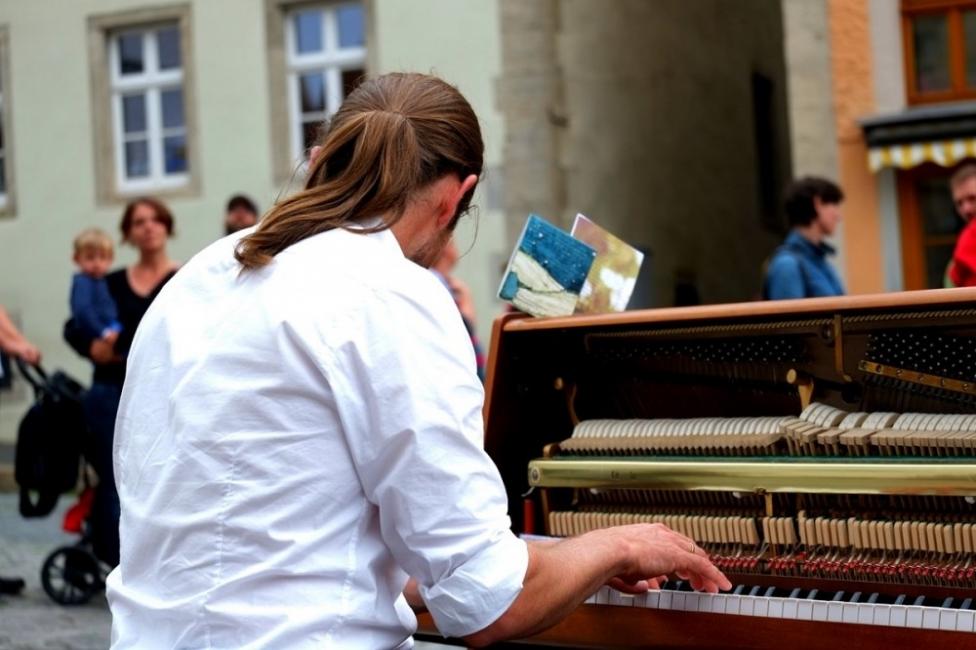5 концерта с 5 рояла на 5 места в Пловдив