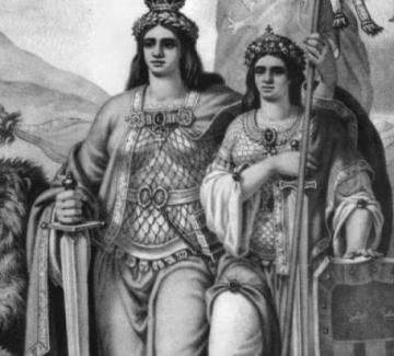 Тайната история на Съединението в женски род