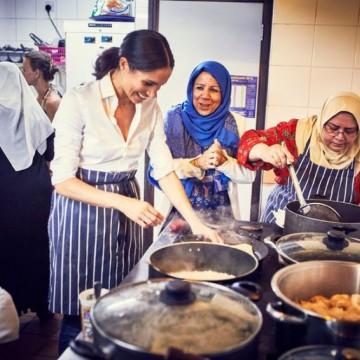 Меган Маркъл анонсира нова готварска книга