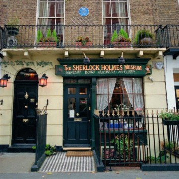 Разходка из литературните легенди на Лондон
