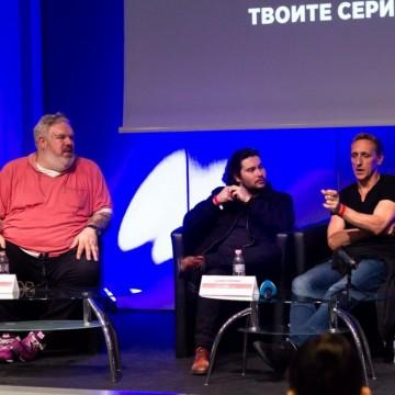 Подрик, Ходор, Кралят на Нощта – актьорите от Game of Thrones в България