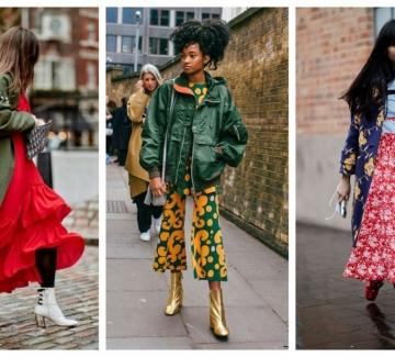Малко мода от Лондон: 27 стайлинг идеи