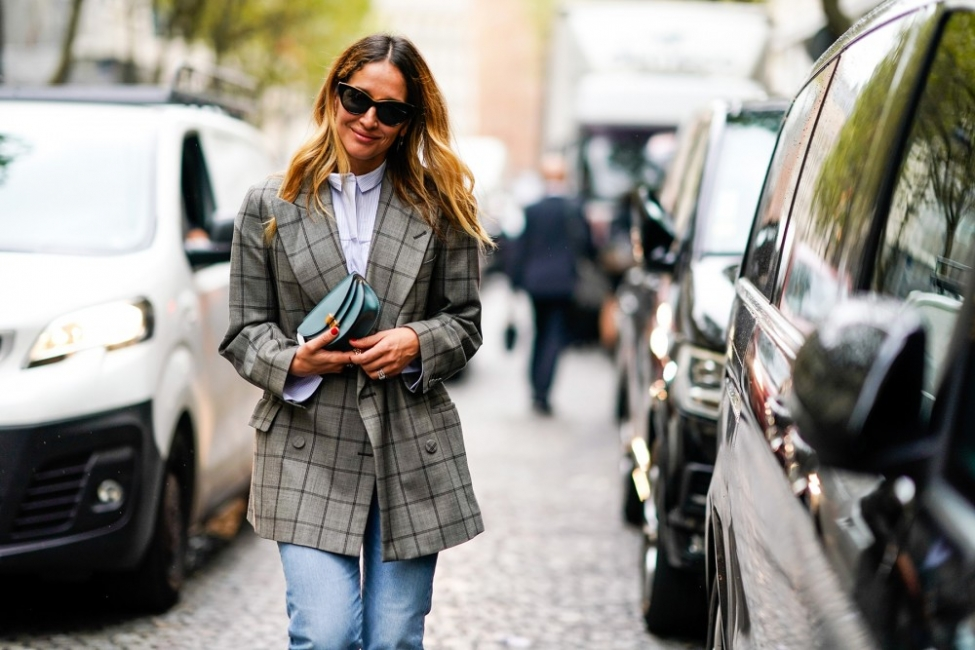 31 стайлинг идеи как да носите сако или блейзър през есента
