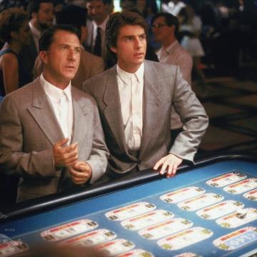 Том Круз и Дъстин Хофман преди 30 години