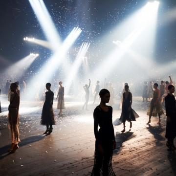 Фантастичното ревю на Dior и танцьорките, които го вдъхновиха