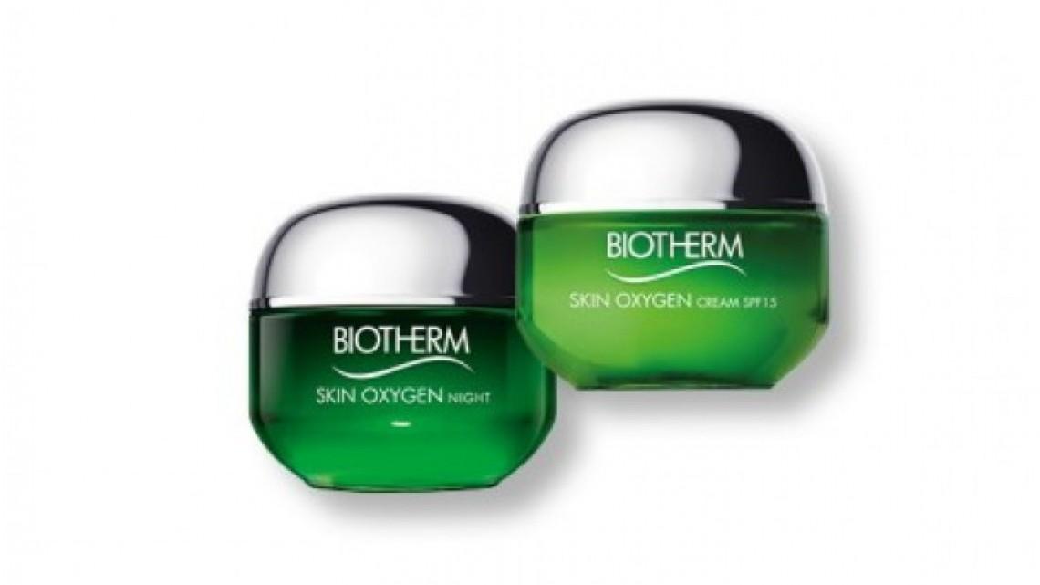 Подаряваме ви комплект дневен и нощен крем от Biotherm