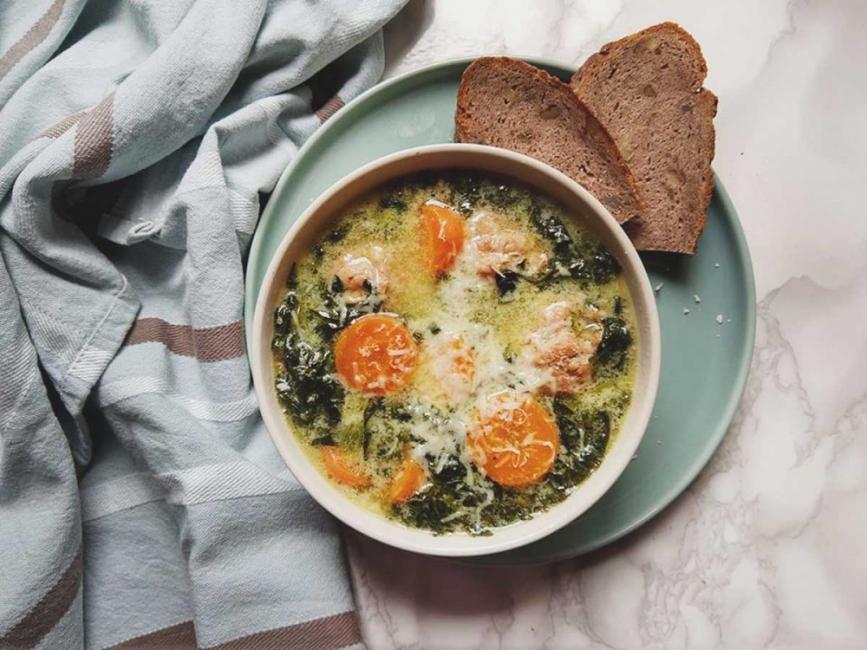 Италиански дни: Италианска сватбена супа