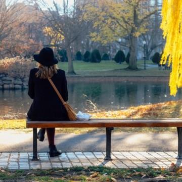 За един влюбен октомври, който остава