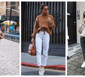 Поло блузата: 30 стайлинг идеи