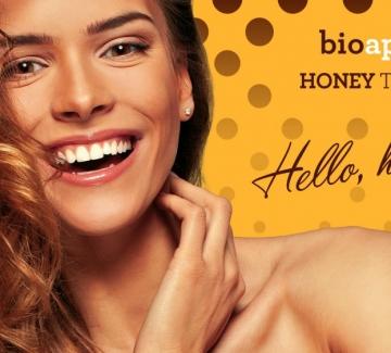 Медът е суперзвезда в новата козметика на Bilka