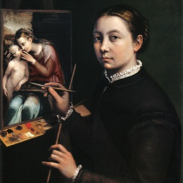 """Музеят """"Прадо"""" представя първите жени художнички"""