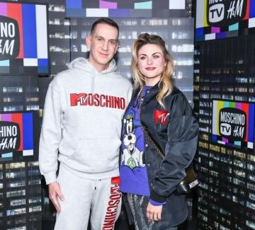 Бляскавото шоу на MOSCHINO [tv] H&M в Ню Йорк