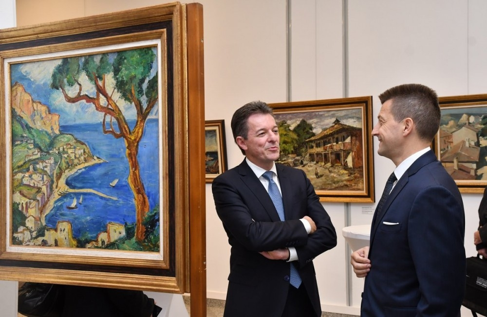 Най-новата галерия в София стартира с изключителна изложба