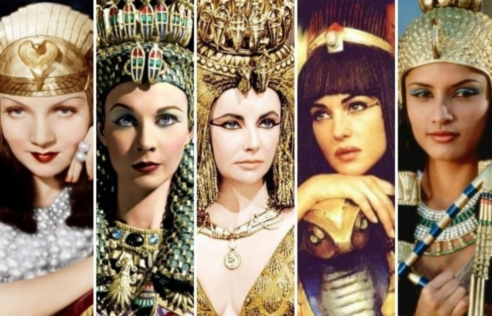 Най-красивата Клеопатра в киното