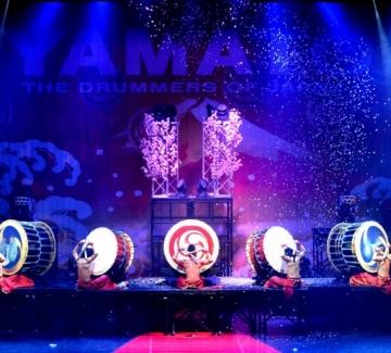 Японските барабанисти Ямато отново са в България!