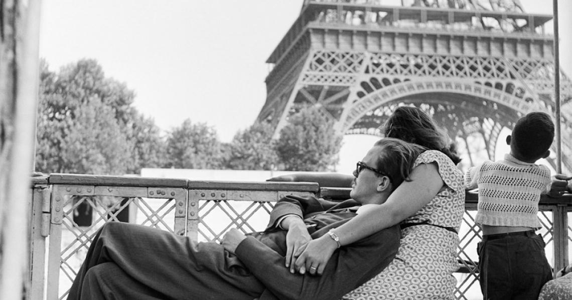 Ежедневната хуманност на френската фотография