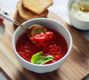 От А до Ям: Доматена супа