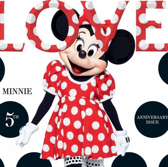 Мини Маус – по-важната мишка