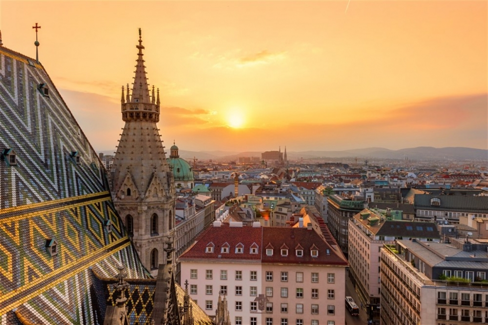 Виена, която отново е най-добрият град за живеене