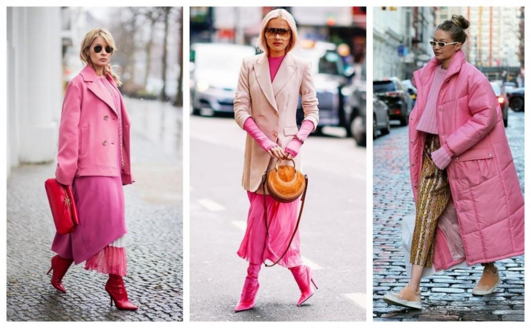 La vie en rose или как да носим розово: 32 стайлинг идеи