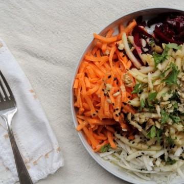 Вкусно по природа: Зимната салата