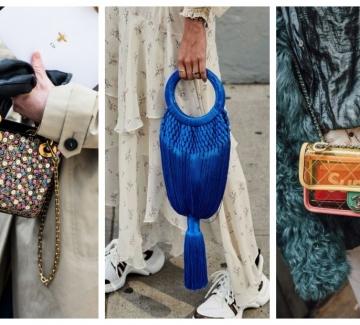 Този уикенд: На лов за парти чанти (21 идеи)