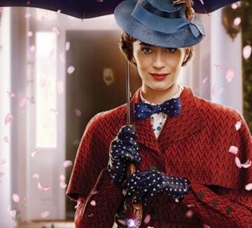 На кино през декември: Мери Попинз, но не само!
