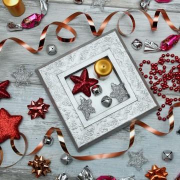 Коледна украса навсякъде у дома