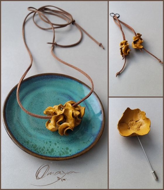 Omaya и колекцията им от природни форми
