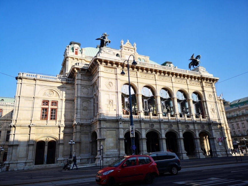 Как звучи Северното сияние? Една музикална приказка от Виена