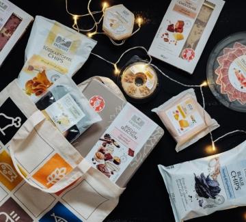 Exquisit Коледа: 8 идеи за вкусни подаръци!