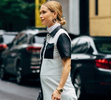 Бременна и красива – уроци по стил от най-добрите